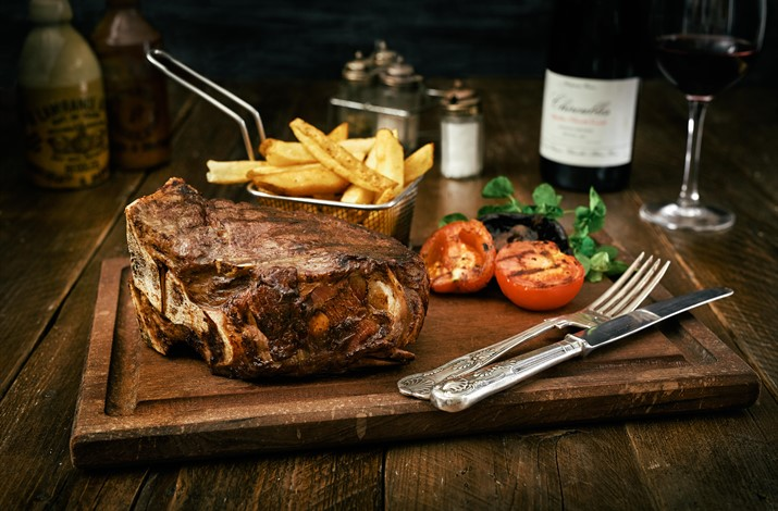 Blackhouse Grill product - Chester