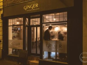 Love Local Month – Ginger Wine Bar & Delicatessen!