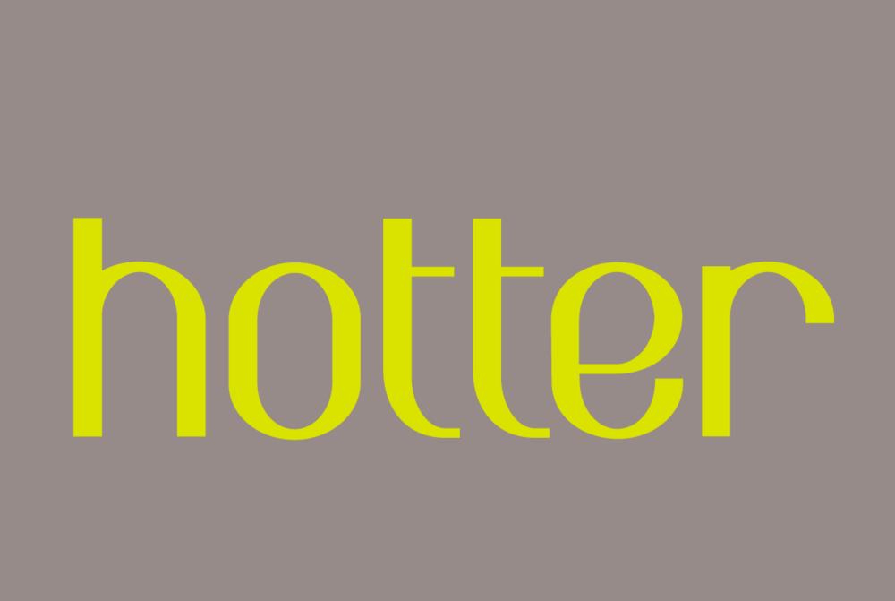 hotter logo - Chester