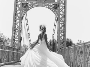 Bridal shoot in Chester