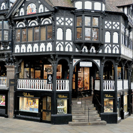 waltons the cross - Chester