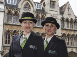 Welcome Ambassadors hit 15,000 visitor milestone