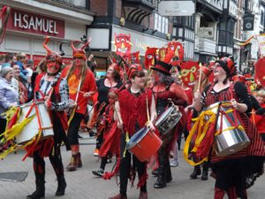 Chester's Midsummer Watch Parade returns