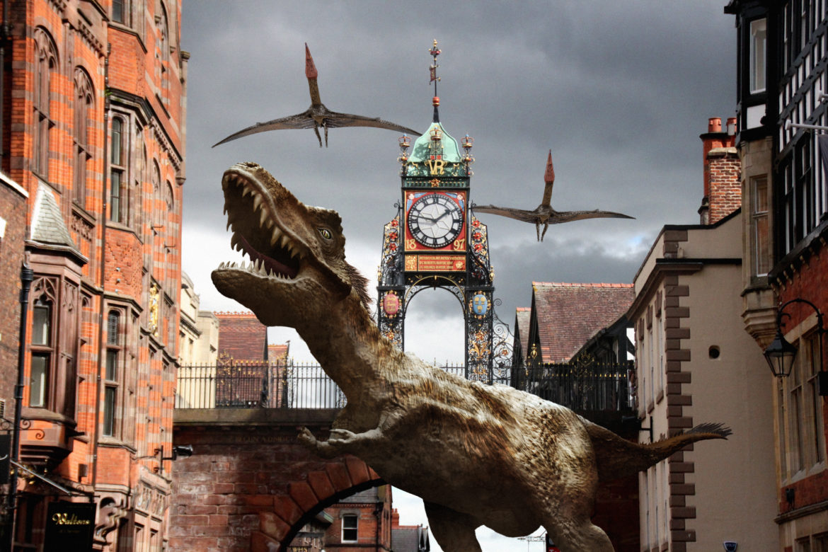 Dino Chester Jurassic Facts
