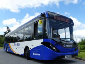 Go Contactless on Chester's Park and Ride