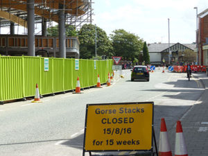 Changes to traffic management as Bus Interchange project moves into a new phase