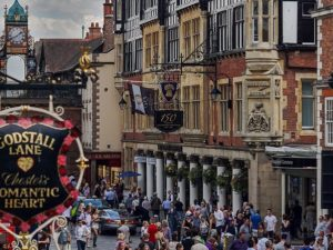 Bid to boost evening economy in Chester hailed a success
