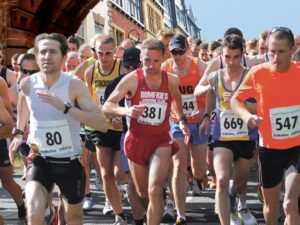 Chester Marathon Important Information