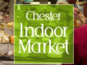 Chester's Indoor Market top ten in the country