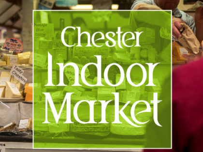 Chester's Indoor Market top ten in the country