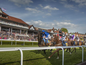 Racing returns to Chester in 100 days with the Boodles May Festival