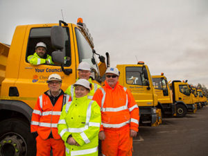 Council's Highways Team is ready to face worst winter weather