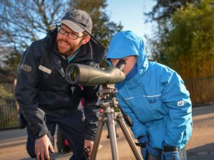 Bloom-ing marvellous! Chester Zoo celebrates UK wildlife, birds and gardens this half term
