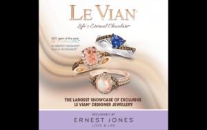Ernest Jones Le Vian Event