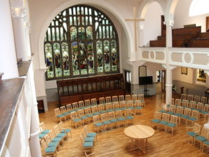 WESLEY CHURCH RE-OPENS AFTER £500,000 REFURBISHMENT