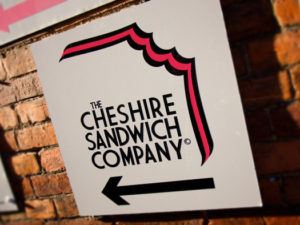 Love Local Month – The Cheshire Sandwich Company!
