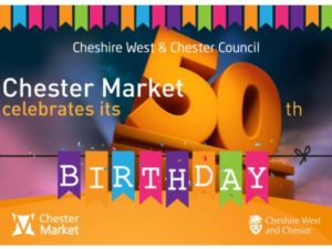 Chester Market celebrates 50 years