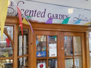 Love Local Series – The Scented Garden Retreat!