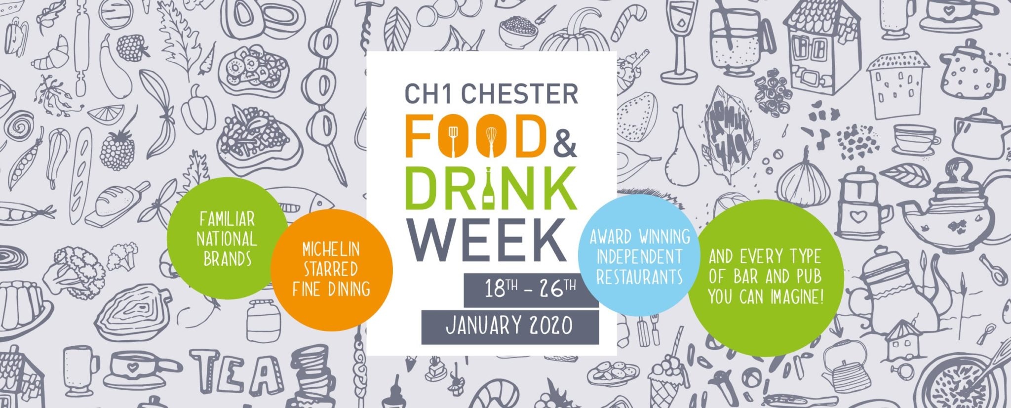 CH1 Chester Food and Drink Week January 2020
