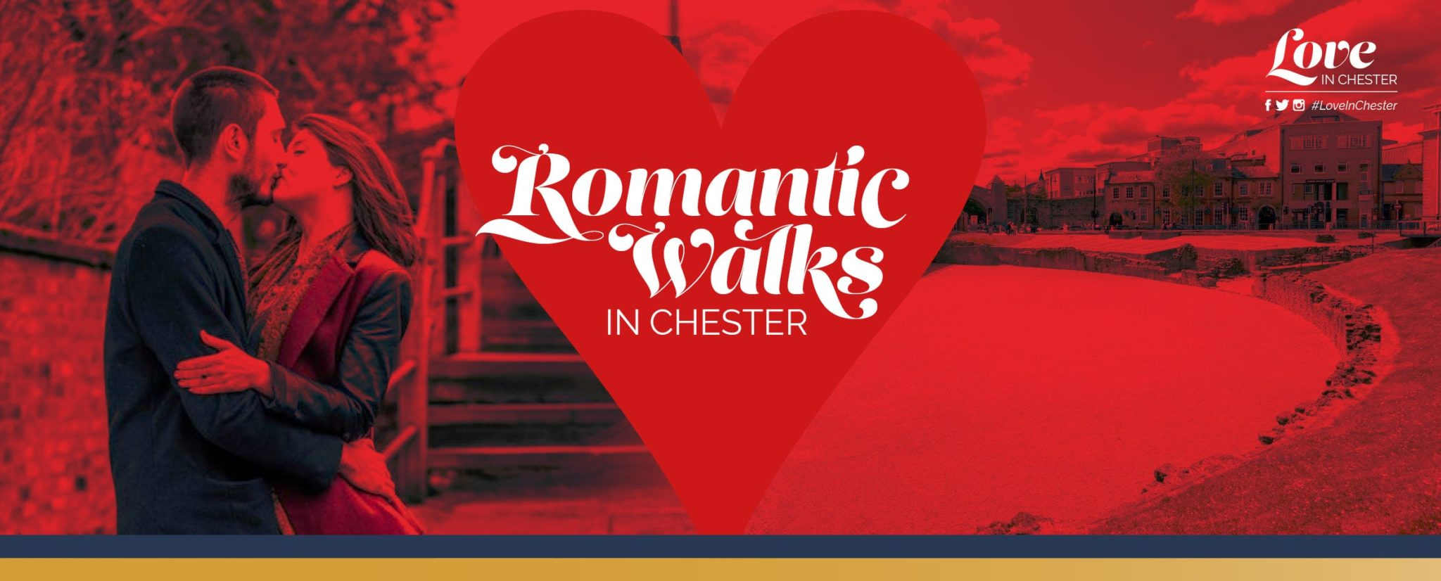 Romantic Walks in Chester