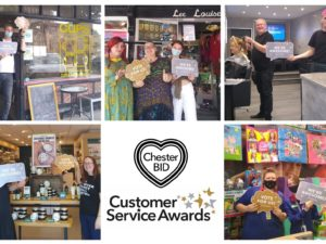 Chester BID's city awards return to celebrate the best businesses in the city