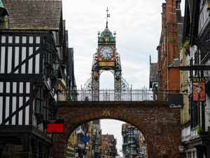 The A – Z of Chester