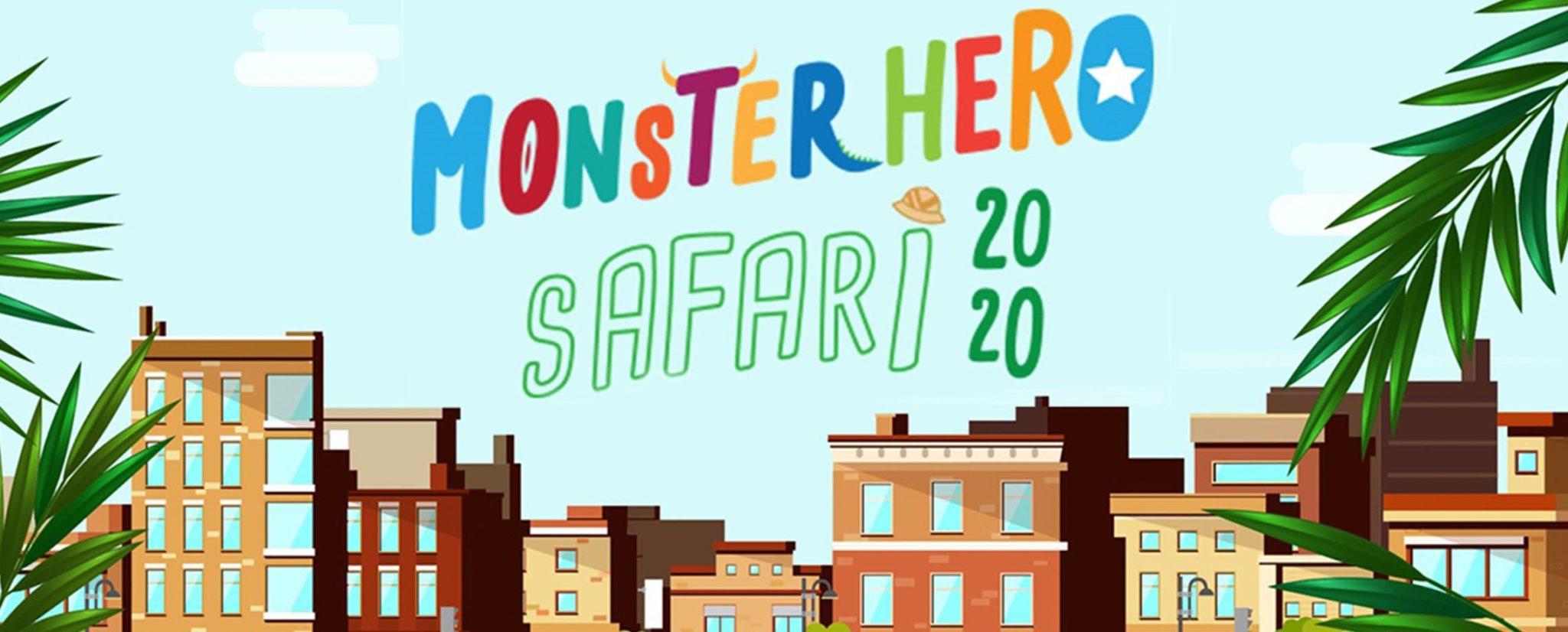 Monster Hero Safari