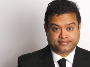 TV star Paul Sinha ready to perform at Chester's first comedy festival