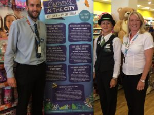 'Summer in the City' launches in Chester
