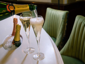 Complimentary Champagne at The Chester Grosvenor's new Champagne bar
