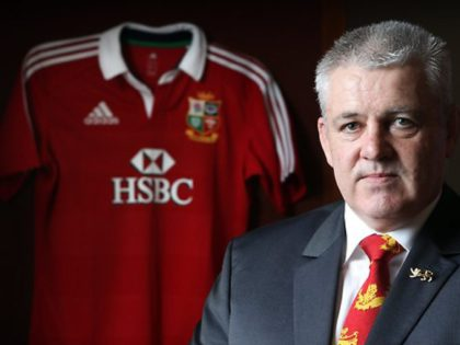 The Chester Grosvenor to host 'Captain's Club' with Warren Gatland OBE