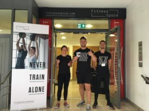 National fitness phenomenon Fitness Space open in Chester