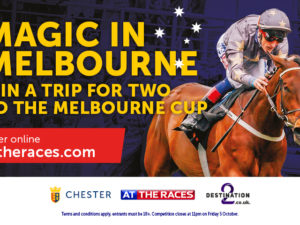 Win The Trip of a Lifetime For Two to the Melbourne Cup