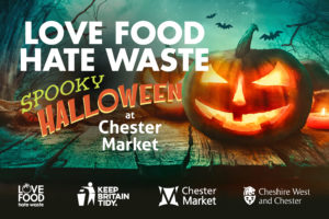 Halloween at Chester Market