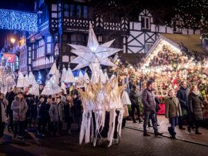 Chester's Christmas Lantern Parade 28 November