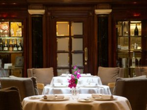 Simon Radley at The Chester Grosvenor Named one of UK's Best Restaurants