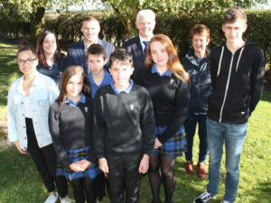 Chester Race Company Launch New Educational Programme with Bishop Heber High School
