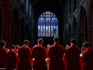 """Chester cathedral choir presents fauré's requiem"""