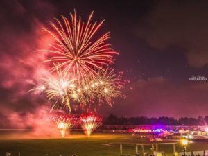 Annual Fireworks Extravaganza Returns to Chester Racecourse