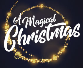 Magical Christmas at Grosvenor Shopping