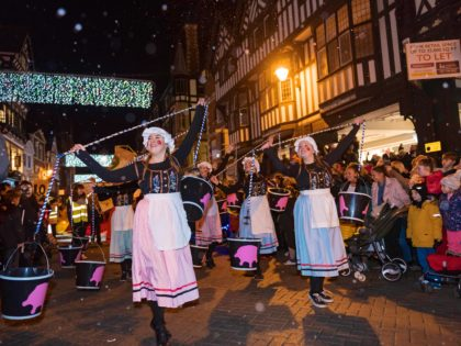Everything you need to know about this year's Christmas lights switch-on