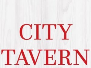 City Tavern: Thursday Grill and a Drink