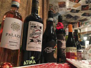 Atina Kitchen: Wine Wednesday