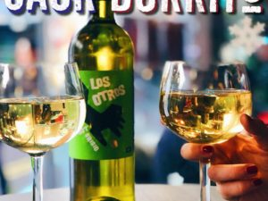 Jack Burrito: FREE bottle of wine offer
