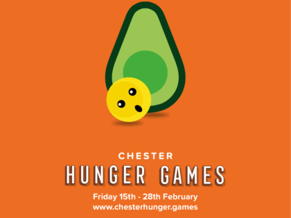 Hunger Games challenge you to Eat Indie in Chester