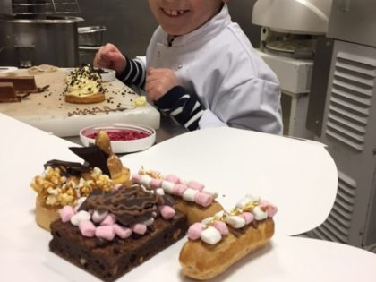 The Nine Year Old Michelin-Starred Chef in the Making