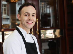 Sous Chef at The Chester Grosvenor in the running to receive Roux Scholarship