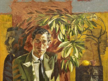 MAJOR PORTRAIT OF THE PRINCE OF WALES ACQUIRED BY CHESTER'S GROSVENOR MUSEUM
