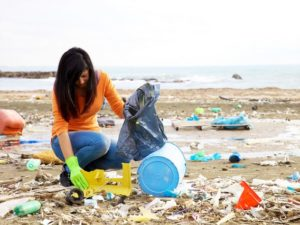 A Plan Insurance are helping to reduce plastics in our oceans