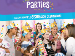 Looking for a fun and unique way to bring your friends together? Make Build-A-Bear Workshop your celeBEARation destination!